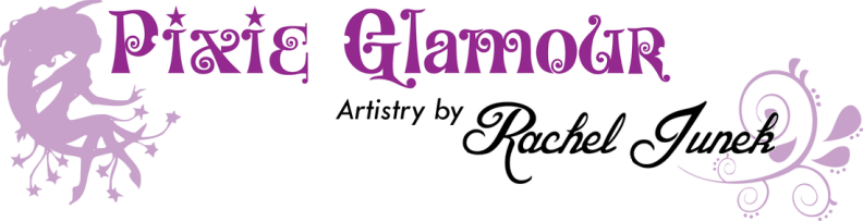 PIXIE GLAMOUR belly dance & Art by Rachel Junek